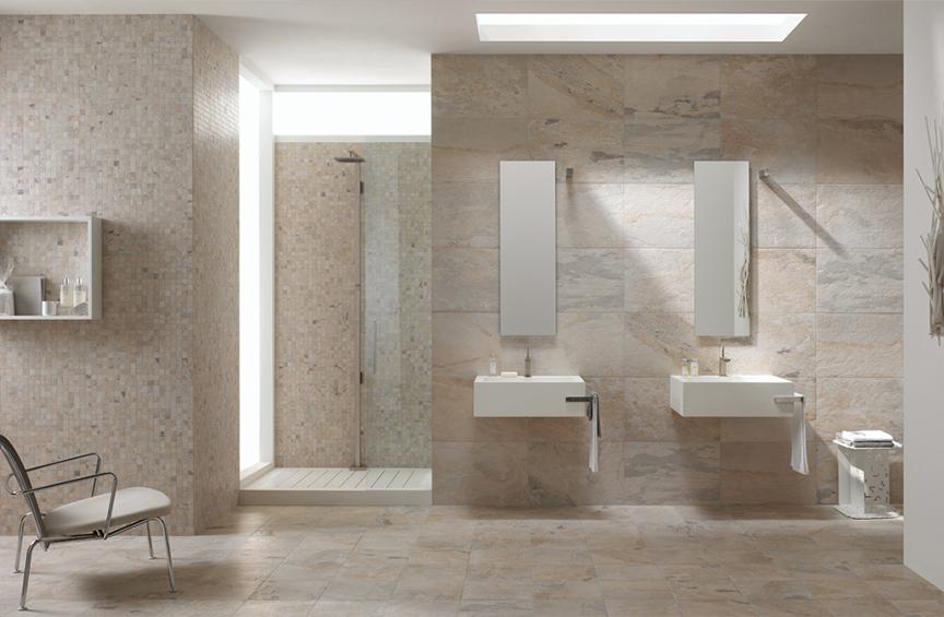 Salle de bain Pau, carrelage, faïence, robinetterie Mourlaas